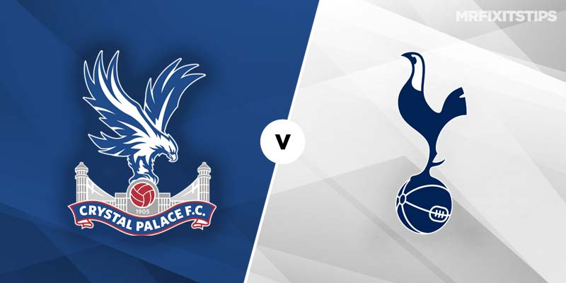 Crystal Palace vs Tottenham Hotspur Prediction and Betting Tips