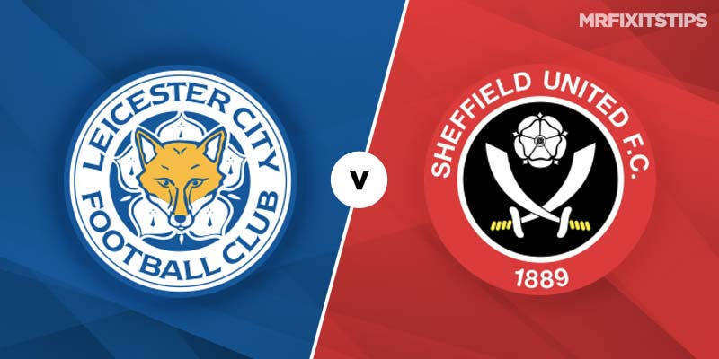 Leicester beat Sheffield United 2-0, stay in EPL's top 4