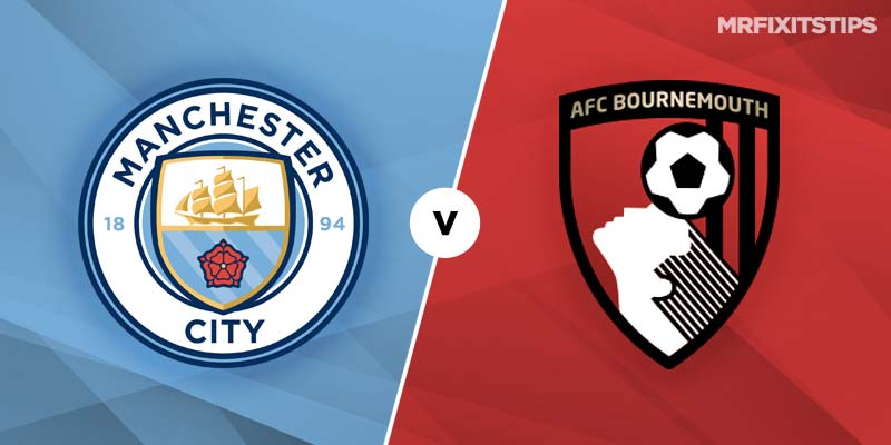 Manchester City vs AFC Bournemouth Prediction and Betting Tips