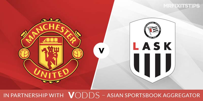 Manchester United vs LASK Linz Prediction and Betting Tips