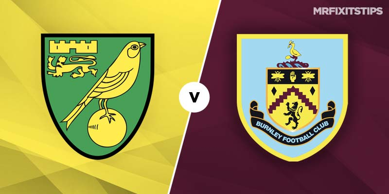 Norwich City vs Burnley Prediction and Betting Tips