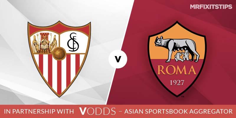Sevilla vs Roma Prediction and Betting Tips