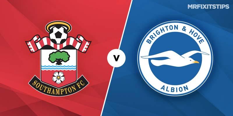 Southampton vs Brighton & Hove Albion Prediction and Betting Tips
