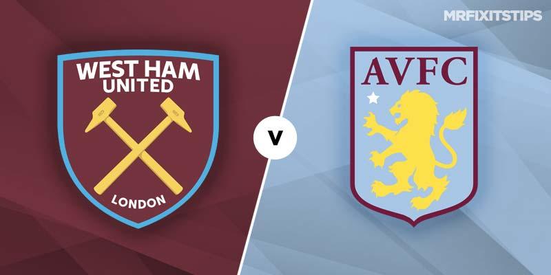 West Ham United vs Aston Villa Prediction and Betting Tips