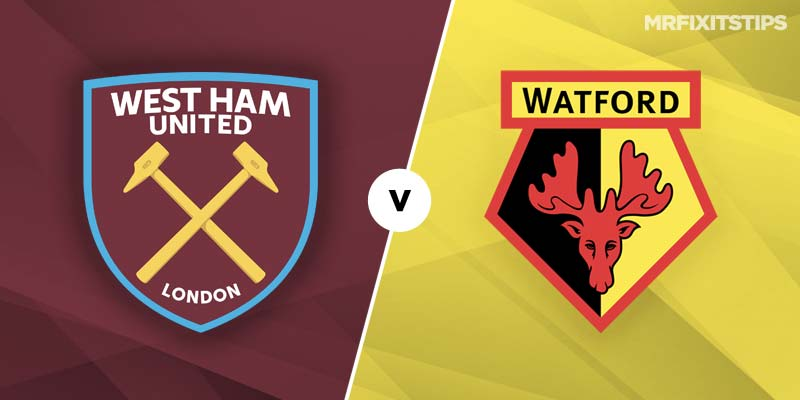 West Ham United vs Watford Prediction and Betting Tips