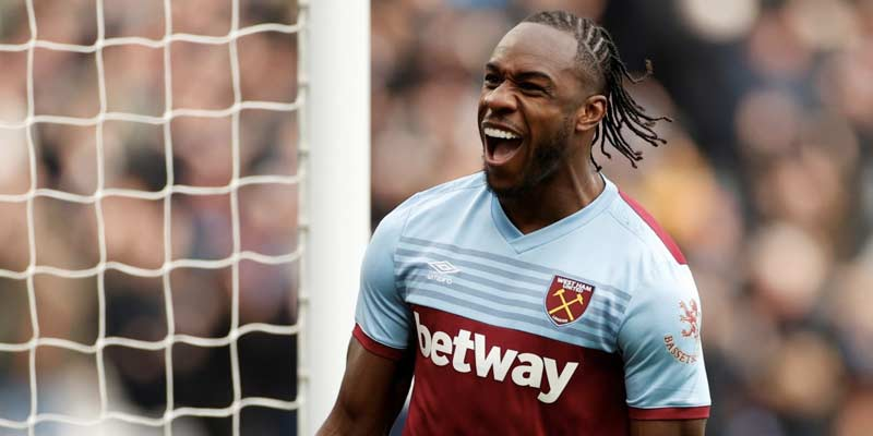 Michail Antonio - West Ham