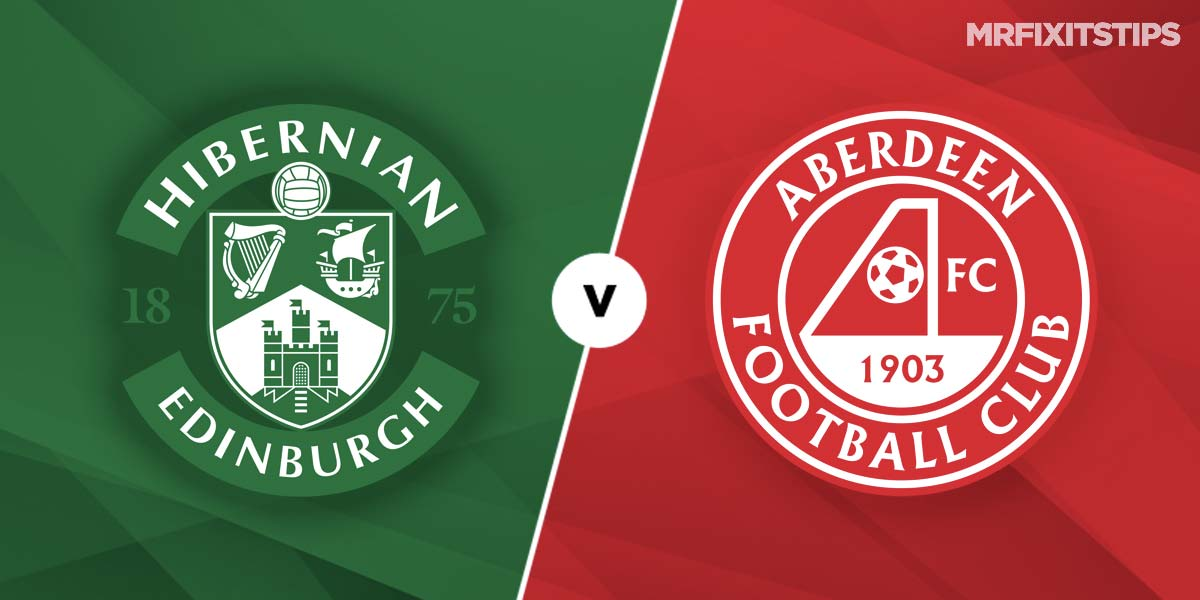 Hibernian vs Aberdeen Prediction and Betting Tips