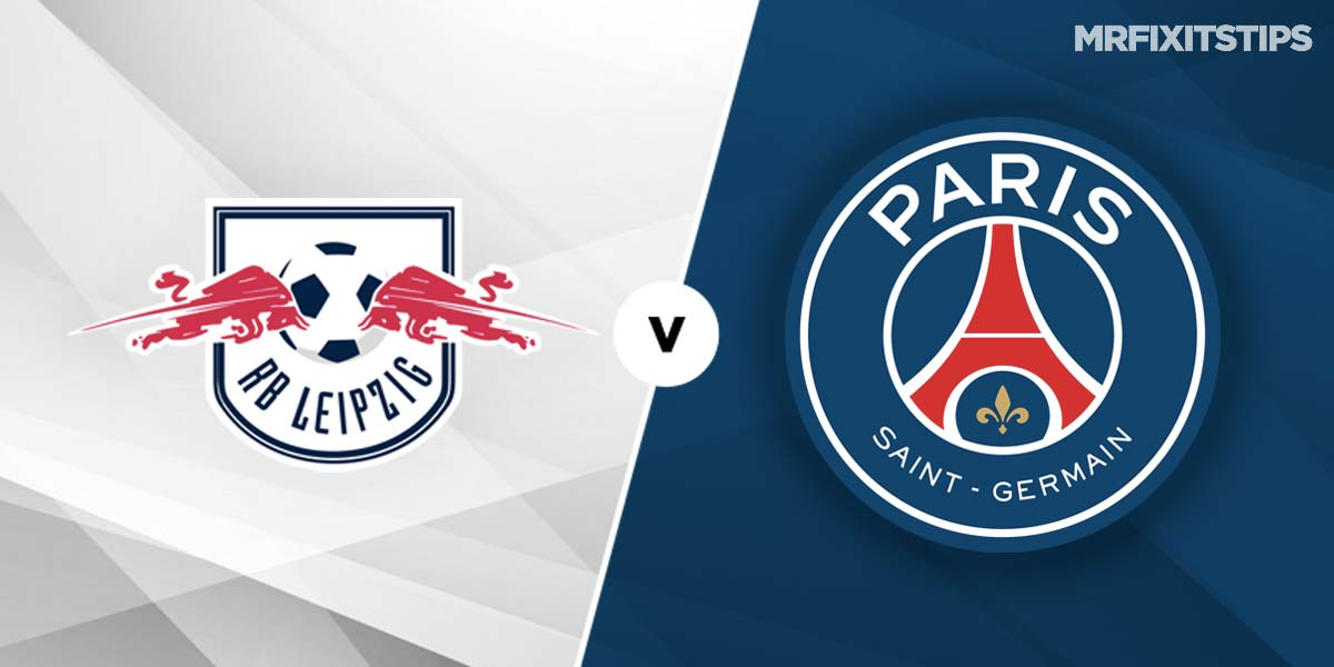 RB Leipzig vs PSG Prediction and Betting Tips