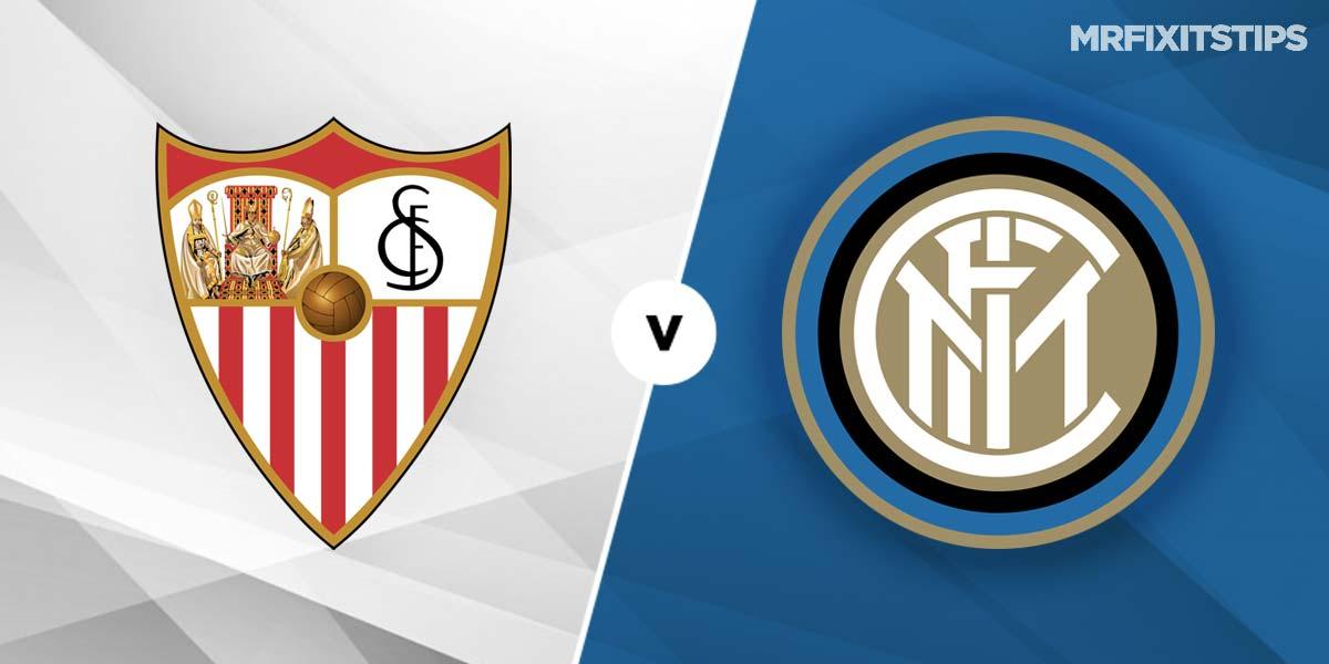 Sevilla vs Inter Milan Prediction and Betting Tips