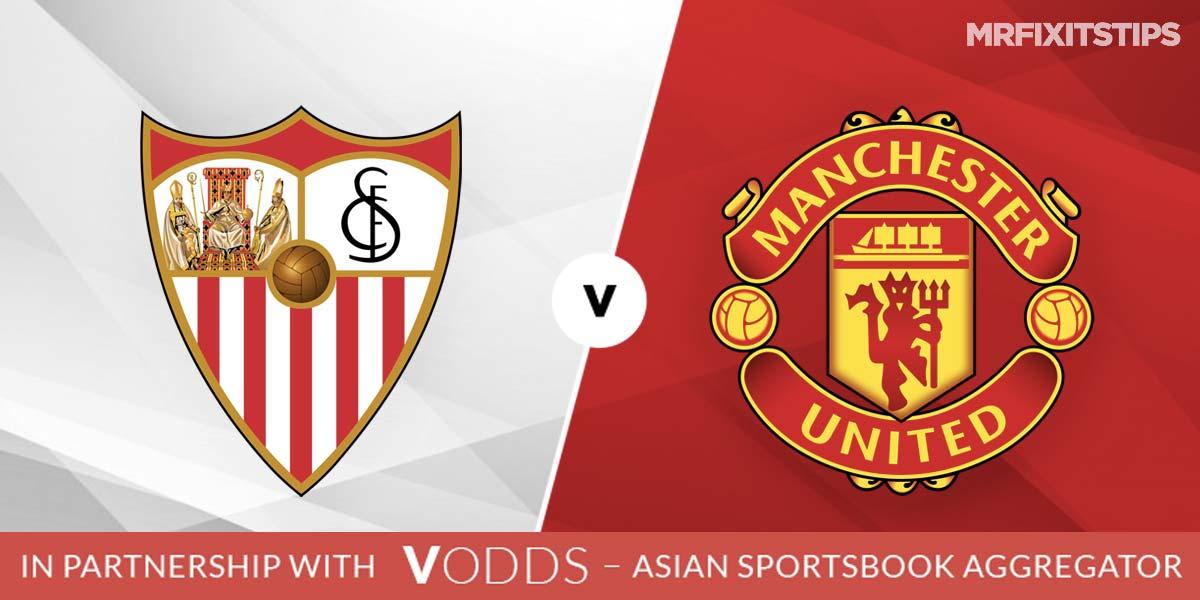 Sevilla vs Manchester United Prediction and Betting Tips
