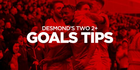 Desmond's Goals Tips: BTTS, Over 2.5 Goals and 35/1 Goals Acca Tips
