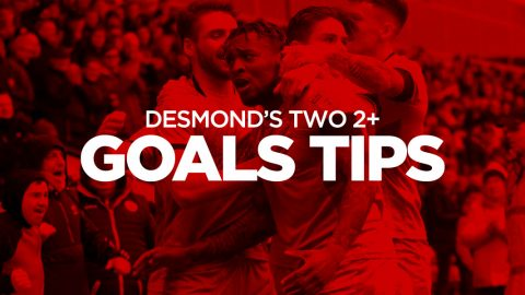 Desmond 2+ Goals: Roll Up, Roll Up for a 100/1 Roll Up