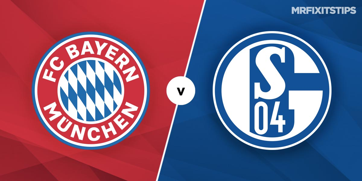 Bayern Munich vs Schalke 04 Prediction and Betting Tips