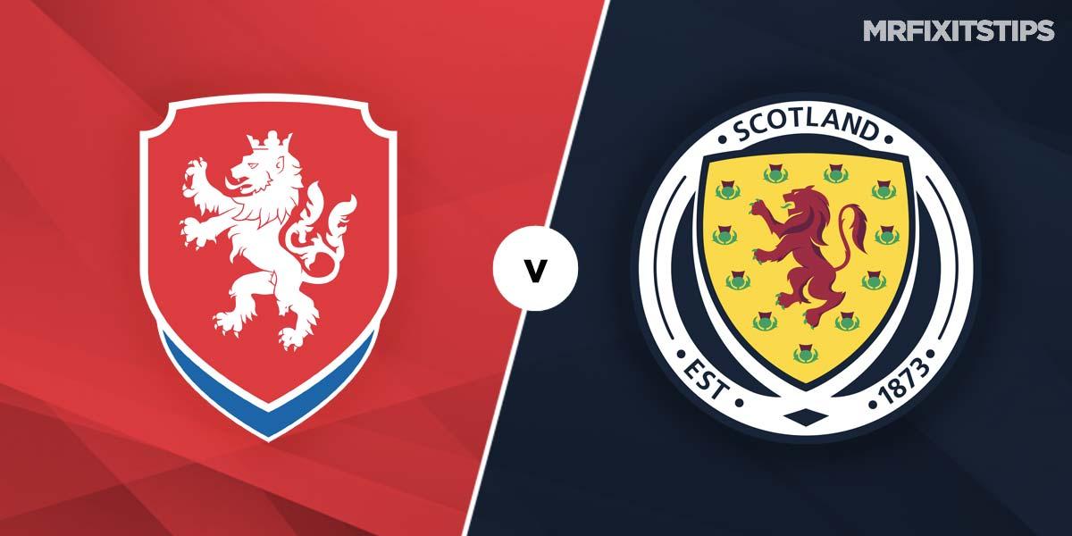 Czech Republic vs Scotland Prediction and Betting Tips