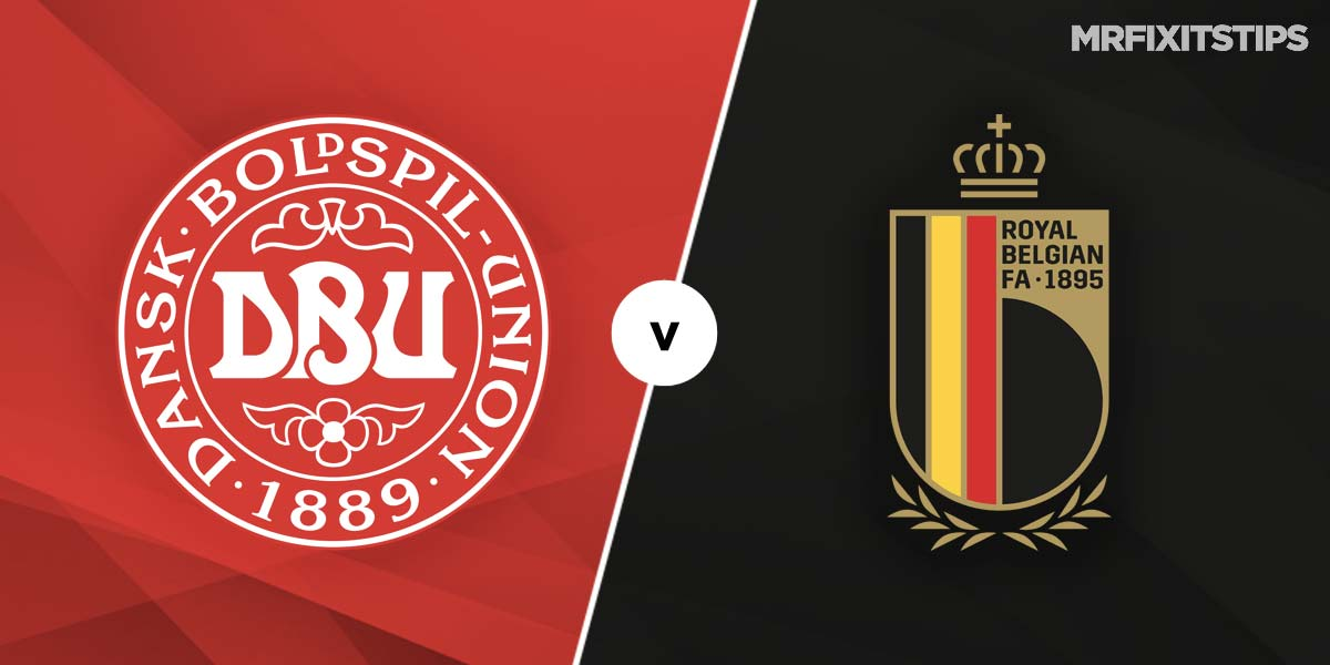 Denmark vs Belgium Prediction and Betting Tips