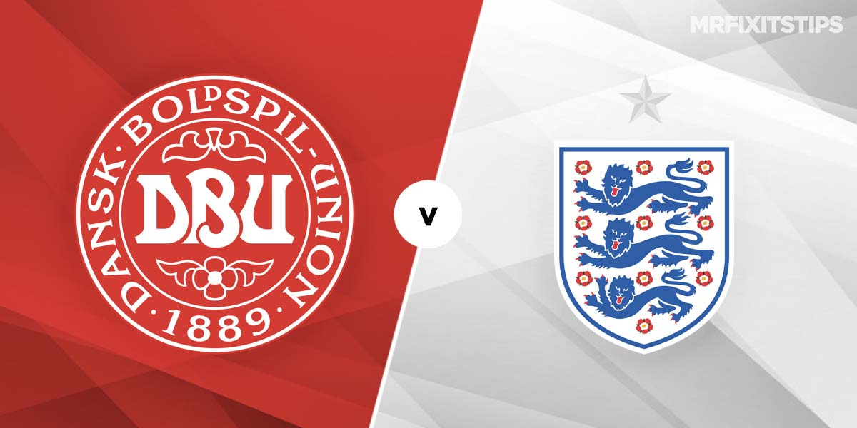 Denmark vs England Prediction and Betting Tips