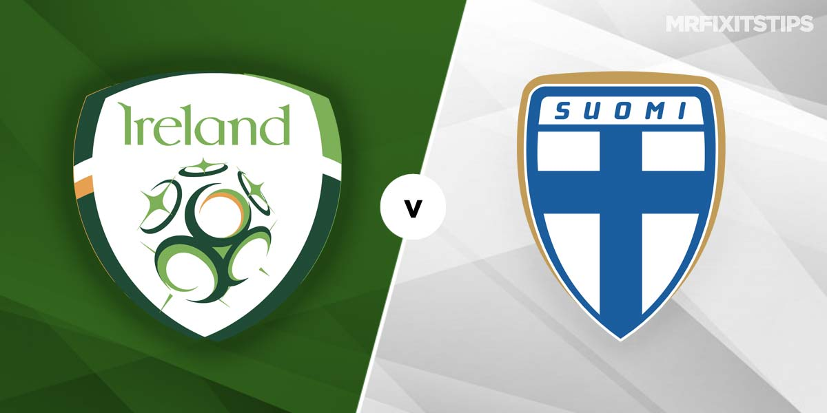 Republic of Ireland vs Finland Prediction and Betting Tips