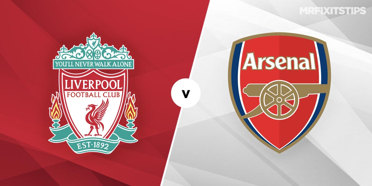 Liverpool vs Arsenal Prediction and Betting Tips