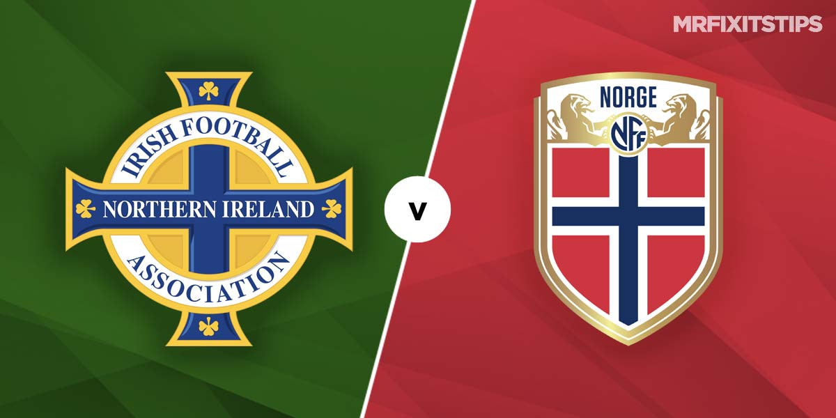 Northern Ireland vs Norway Prediction and Betting Tips