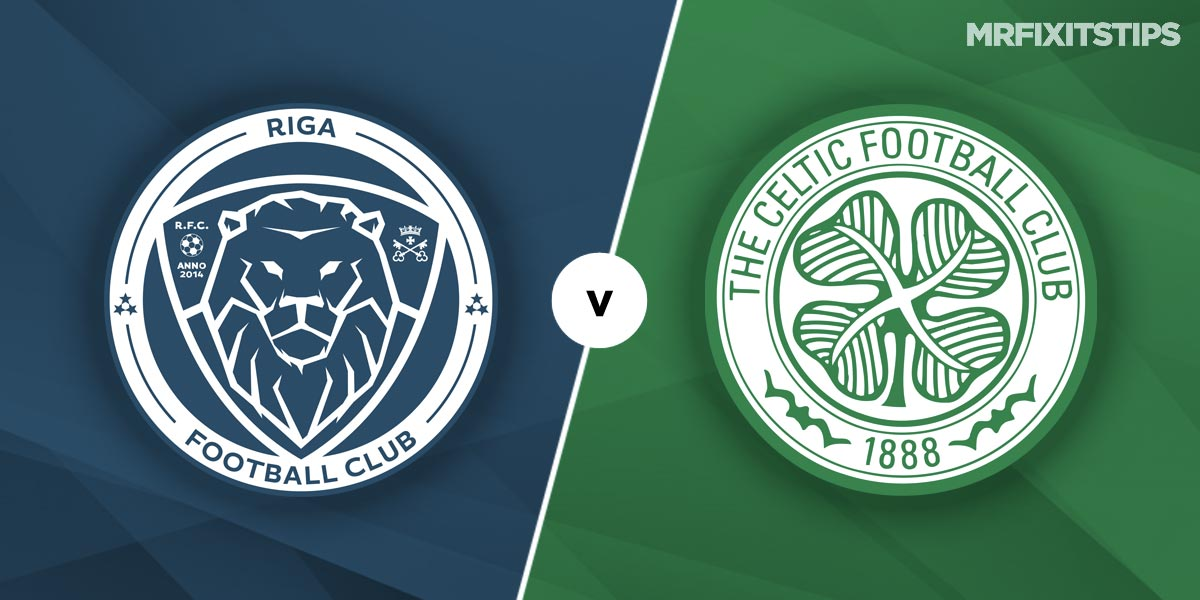 Riga vs Celtic Prediction and Betting Tips