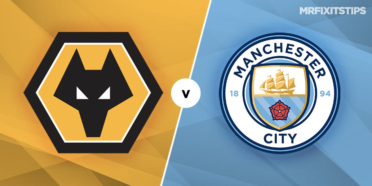 Wolves vs Manchester City Prediction and Betting Tips