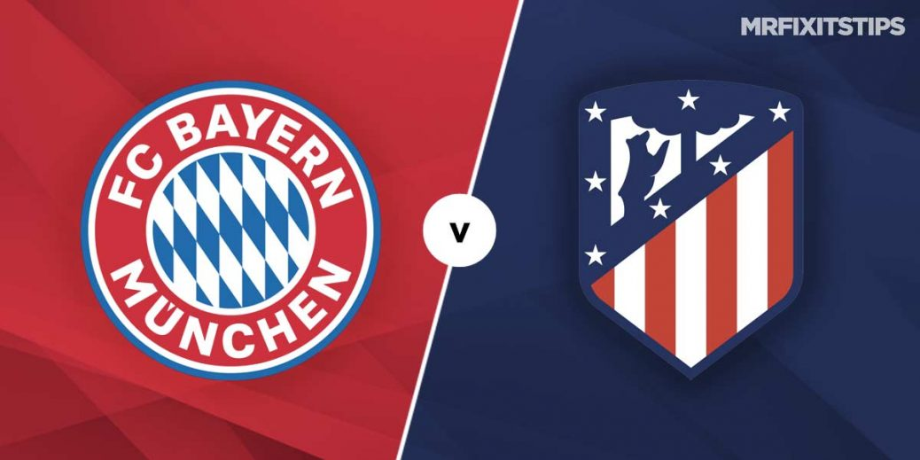 Bayern Munich vs. Atletico Madrid - Football Match Report