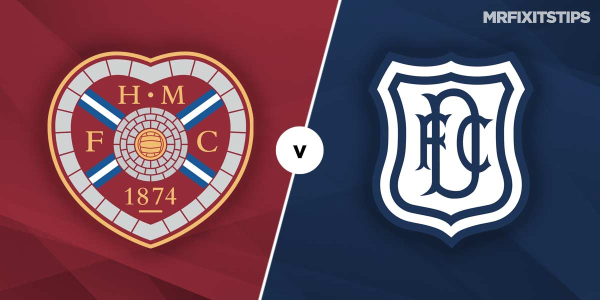 Hearts vs Dundee Prediction and Betting Tips