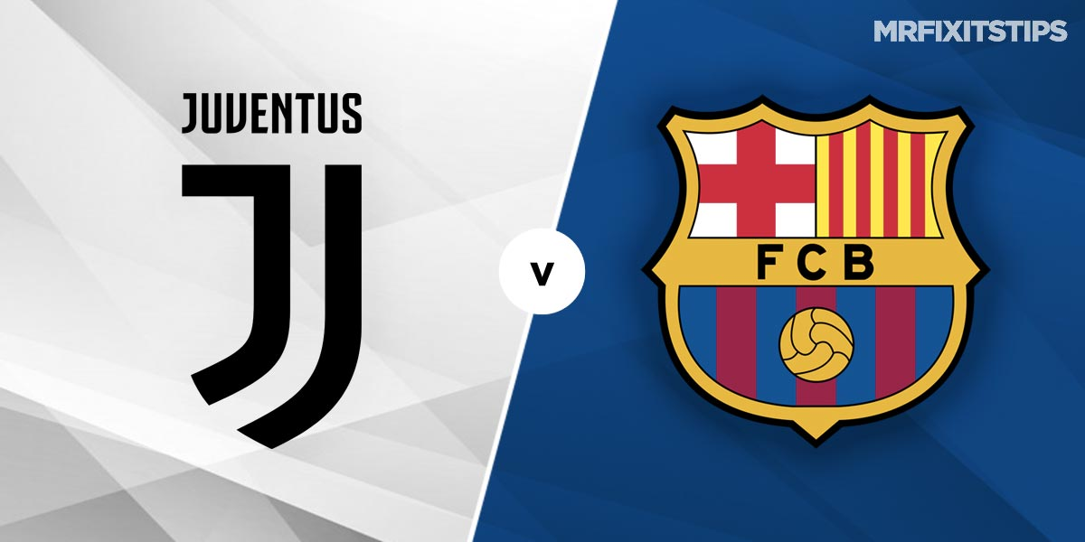 Juventus vs Barcelona Prediction and Betting Tips