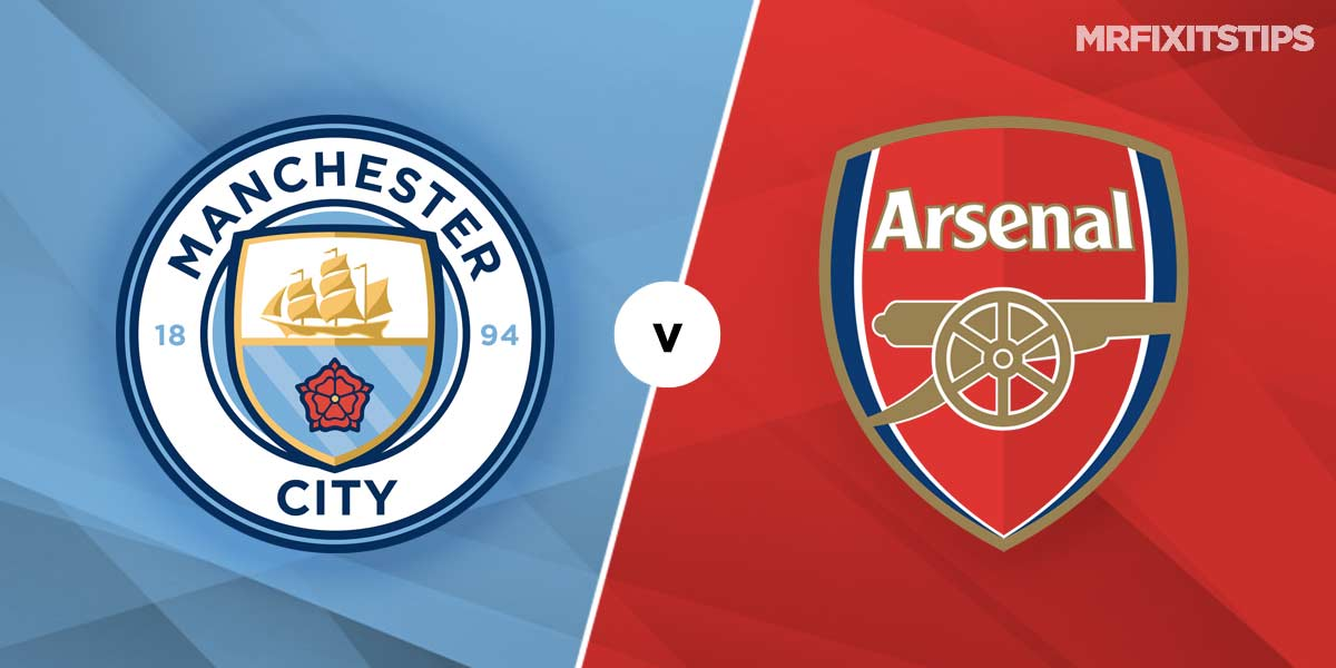 Man City vs Arsenal Prediction and Betting Tips
