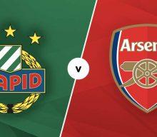 Rapid Vienna vs Arsenal Prediction and Betting Tips