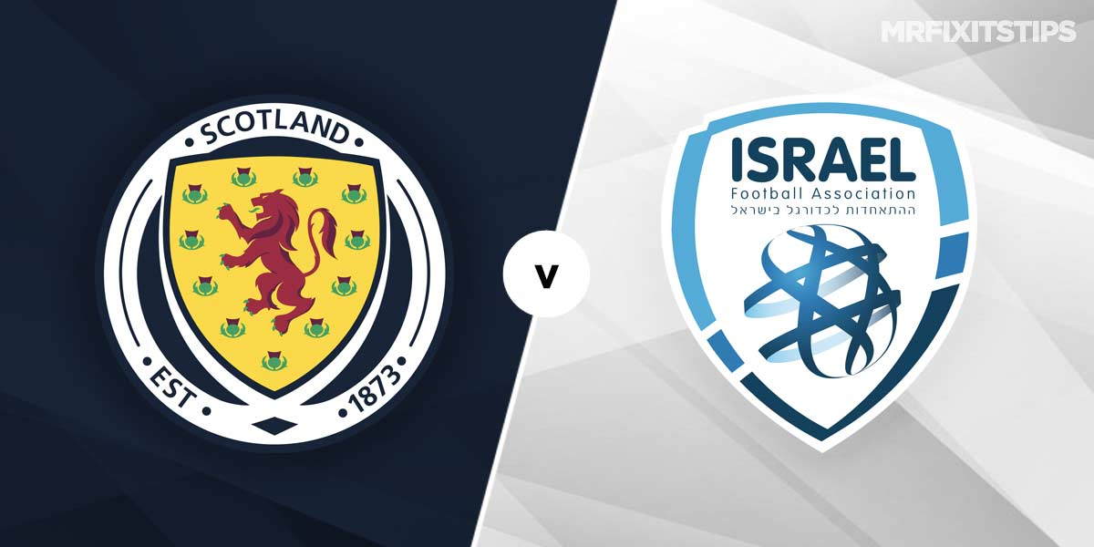 Scotland vs Israel Prediction and Betting Tips