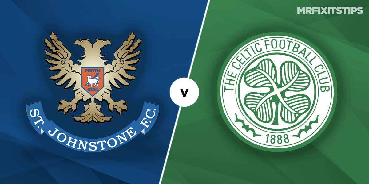 St Johnstone vs Celtic Prediction and Betting Tips