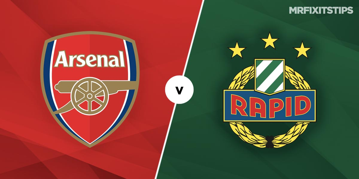 Arsenal vs Rapid Vienna Prediction and Betting Tips