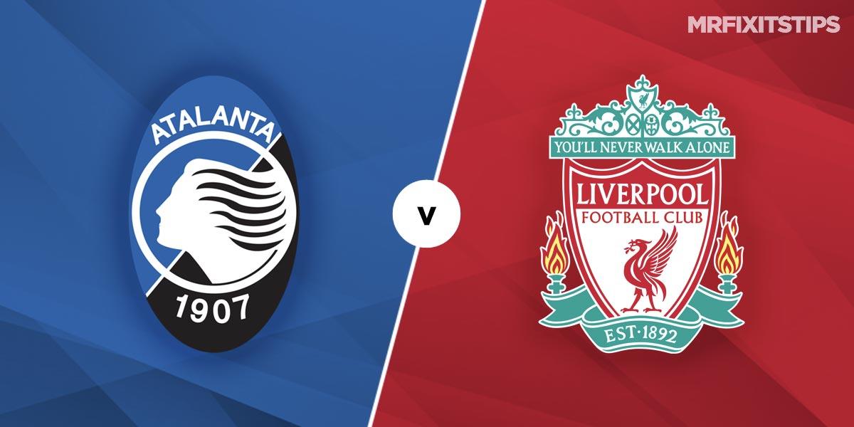 Atalanta vs Liverpool Prediction and Betting Tips