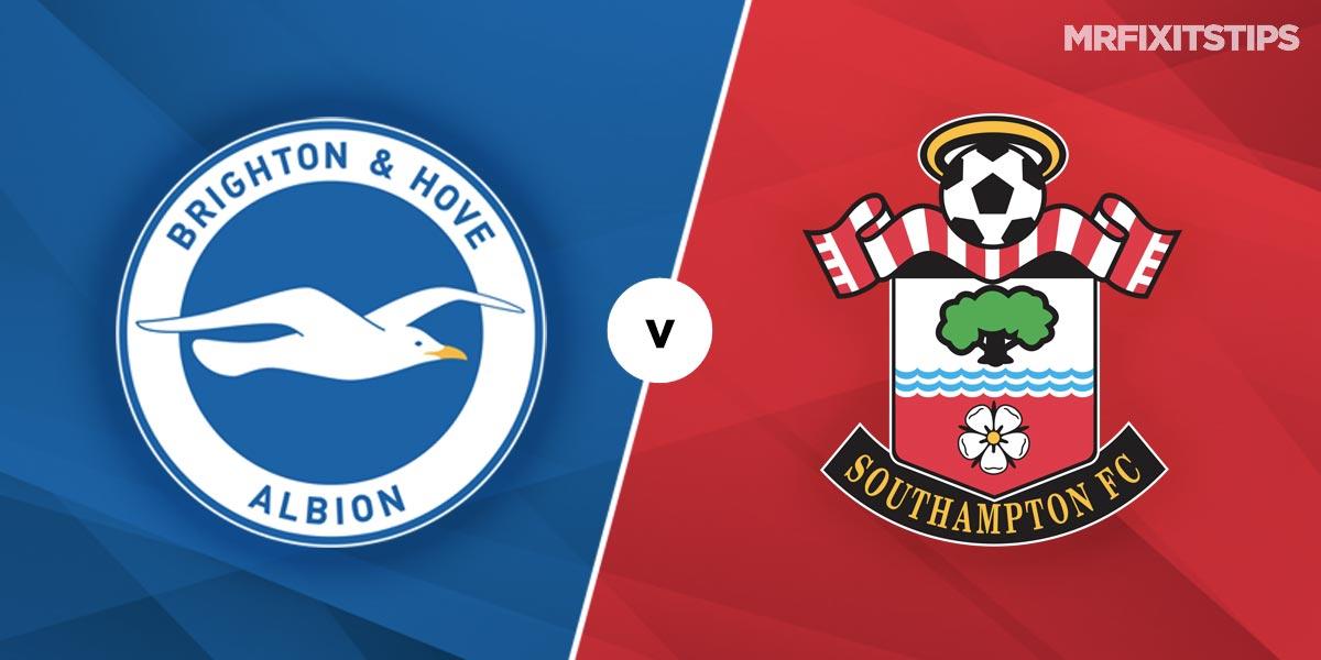 Brighton vs Southampton Prediction and Betting Tips