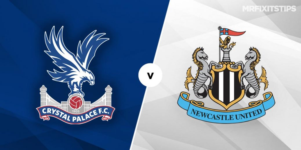 Crystal Palace vs. Newcastle United - Football Match Report