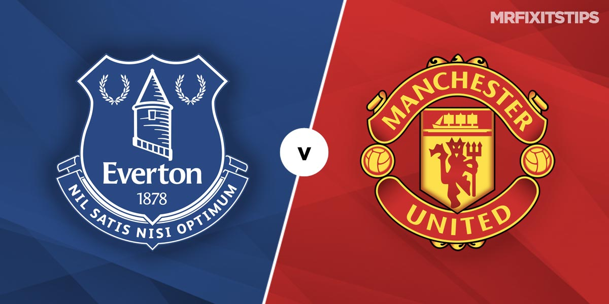 Everton vs Manchester United Prediction and Betting Tips