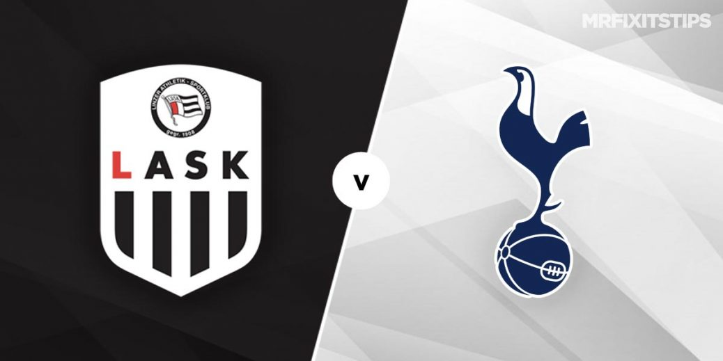 LASK Linz vs. Tottenham Hotspur - Football Match Report