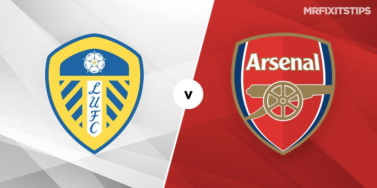 Leeds United vs Arsenal Prediction and Betting Tips
