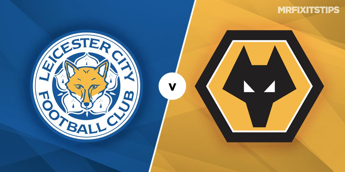 Leicester City vs Wolverhampton Wanderers Prediction and Betting Tips