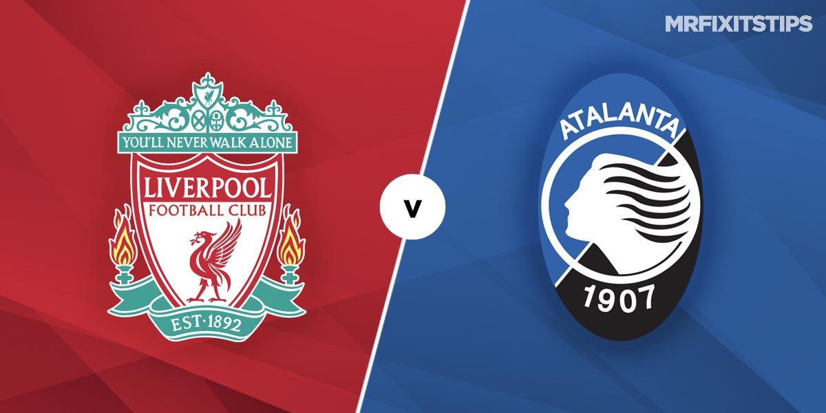 Liverpool vs Atalanta Prediction and Betting Tips