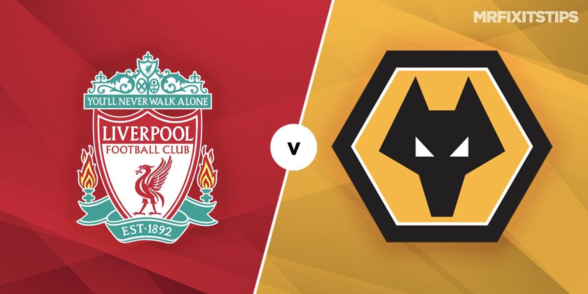 Liverpool vs Wolverhampton Wanderers Prediction and Betting Tips