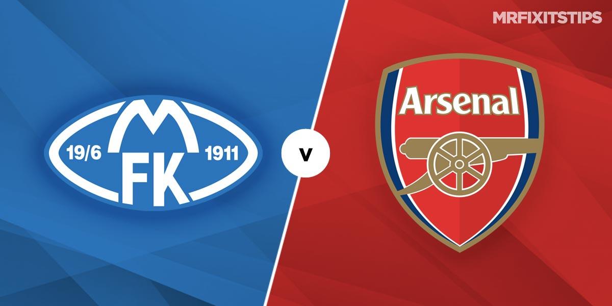 Molde vs Arsenal Prediction and Betting Tips