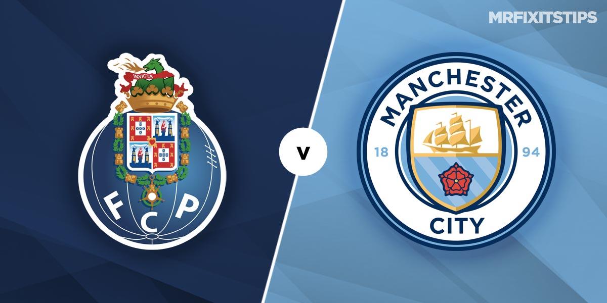 Porto vs Manchester City Prediction and Betting Tips