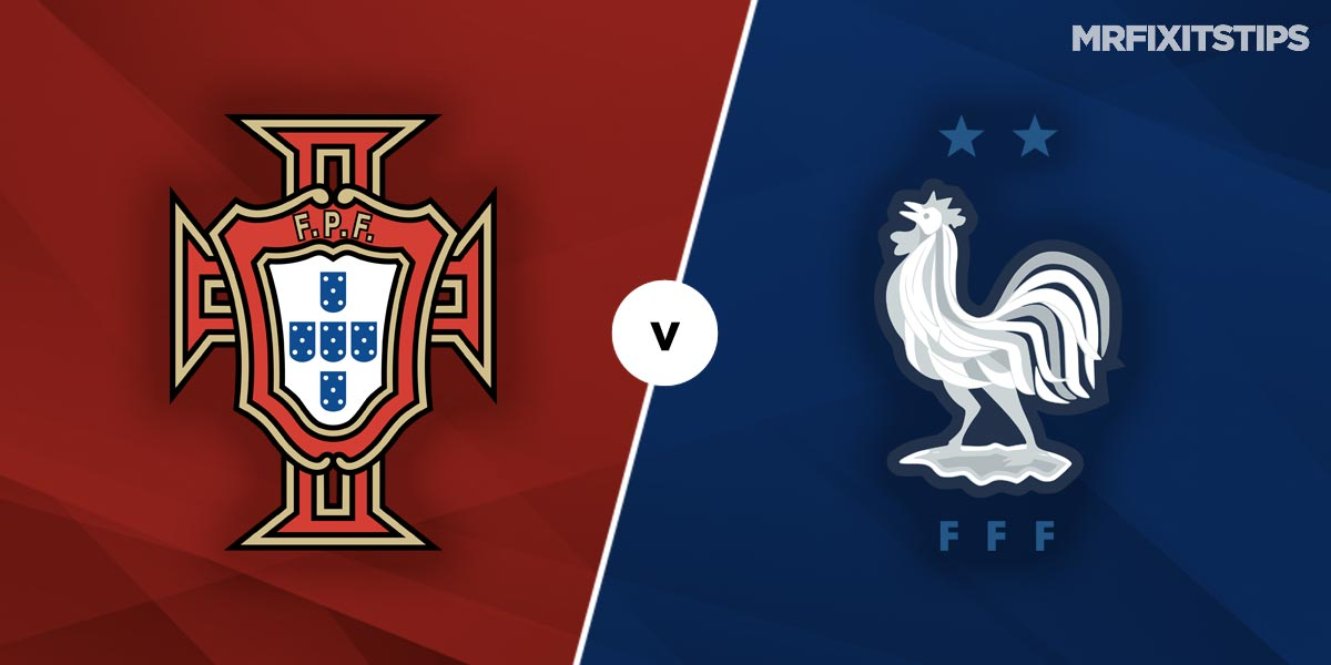 Portugal vs France Prediction and Betting Tips