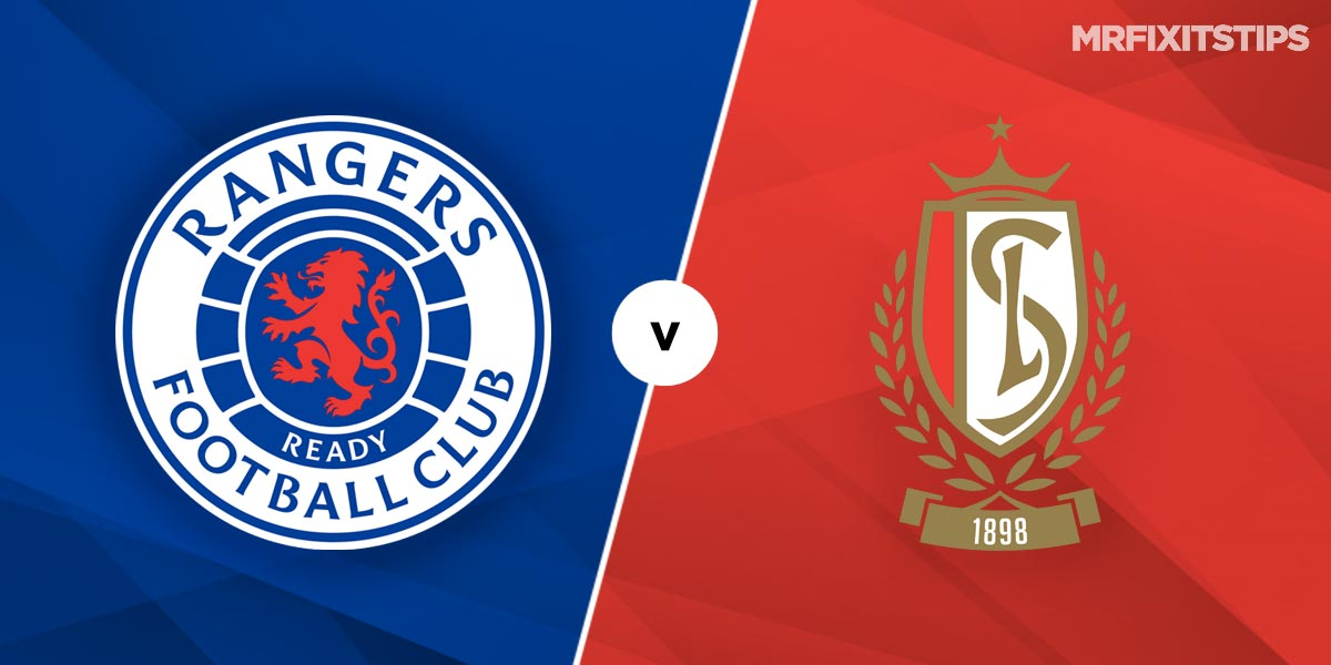 Rangers vs Standard Liege Prediction and Betting Tips