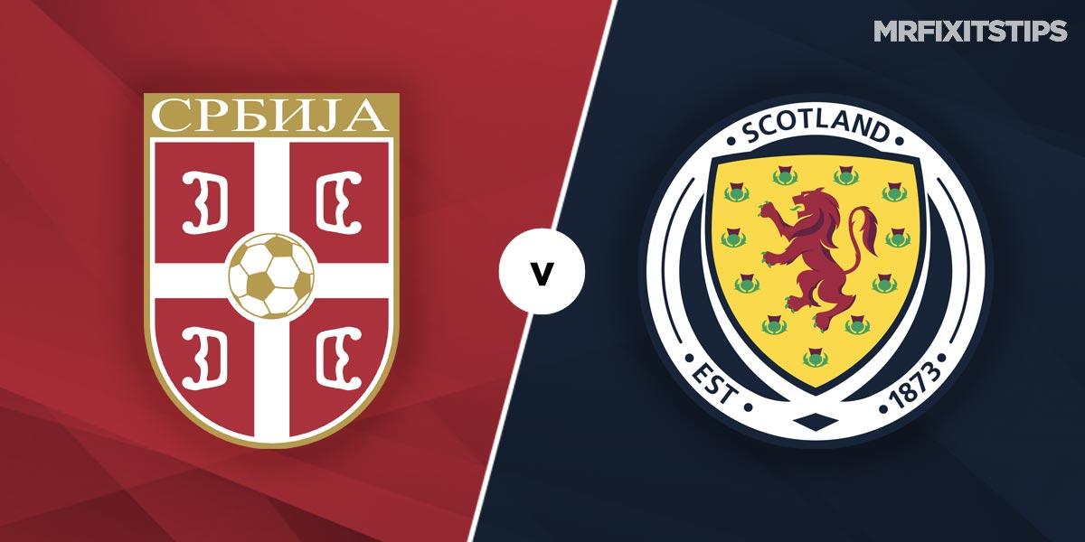 Serbia vs Scotland Prediction and Betting Tips