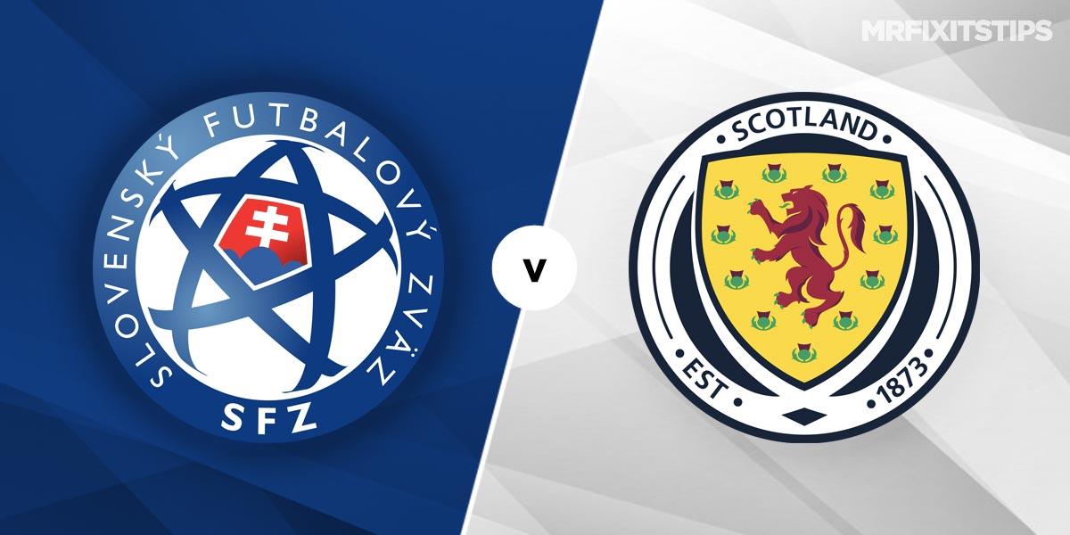 Slovakia vs Scotland Prediction and Betting Tips