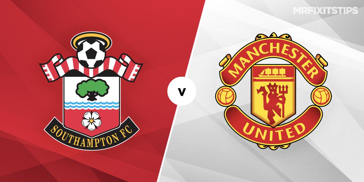 Southampton vs Manchester United Prediction and Betting Tips