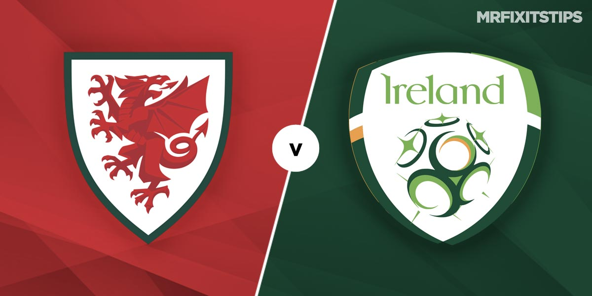 Wales vs Republic of Ireland Prediction and Betting Tips